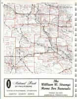 Map Image 015, Clearfield County 1973